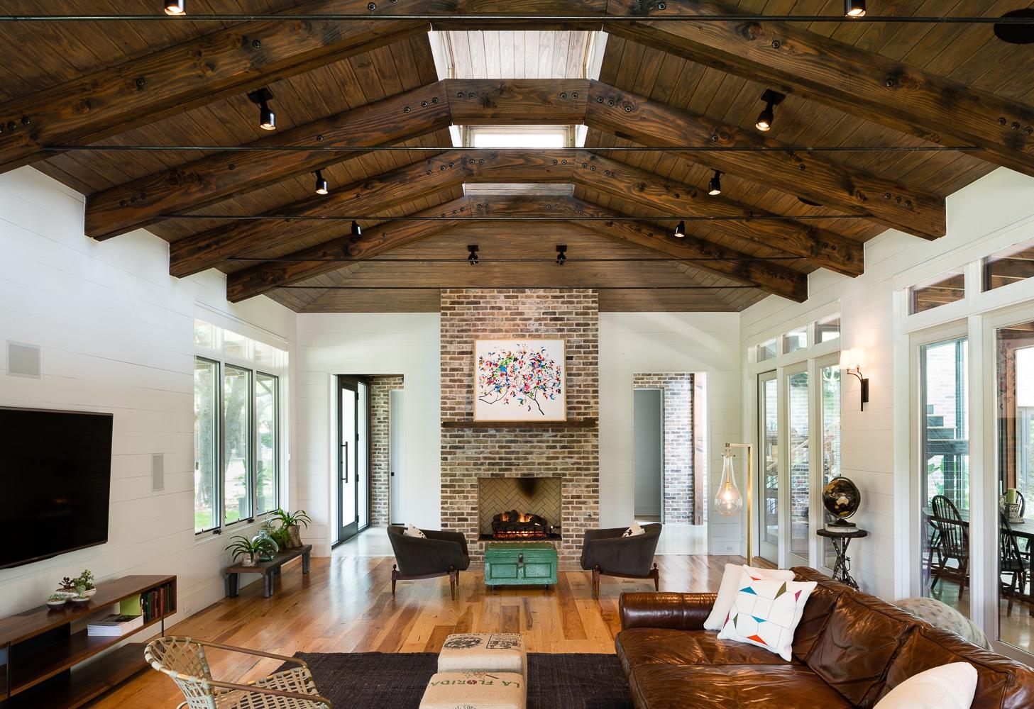 techos de madera antiguos