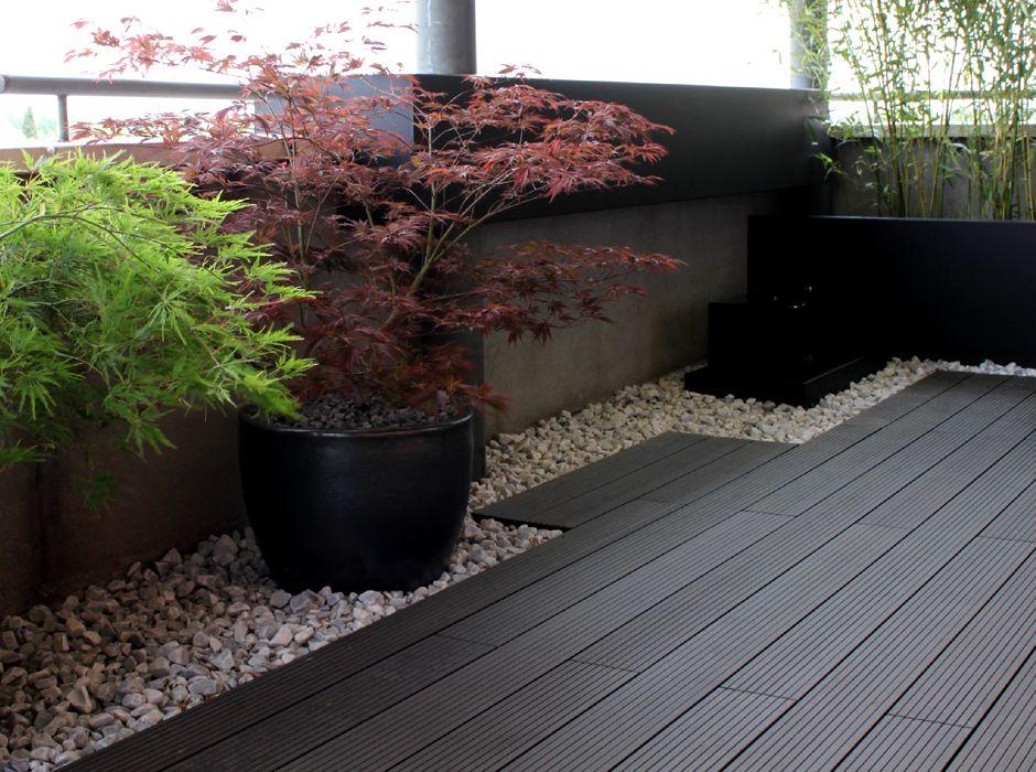 pisos de madera gris