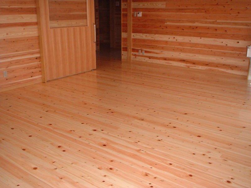piso de madera japones