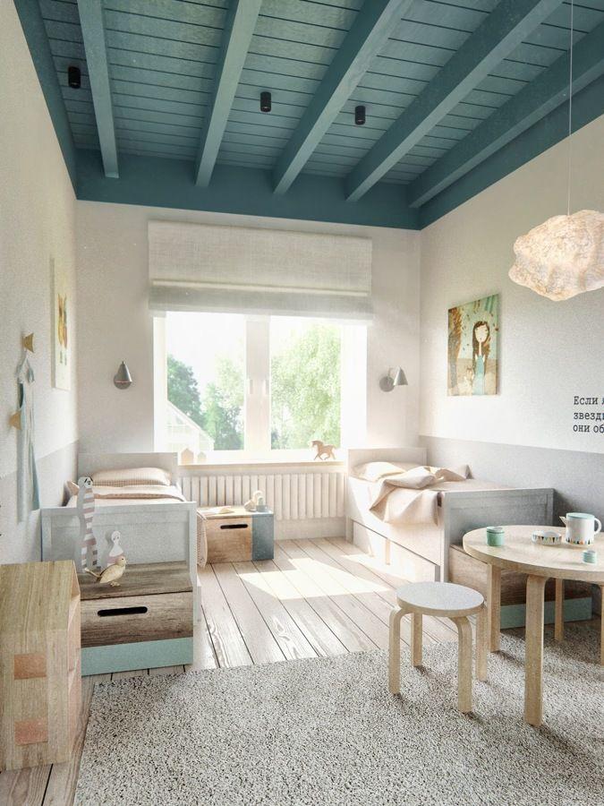 techos de madera interior