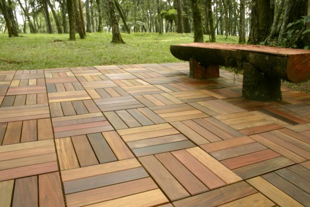 pisos de madera laminados