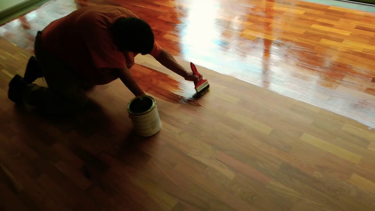 pisos de madera mantenimiento