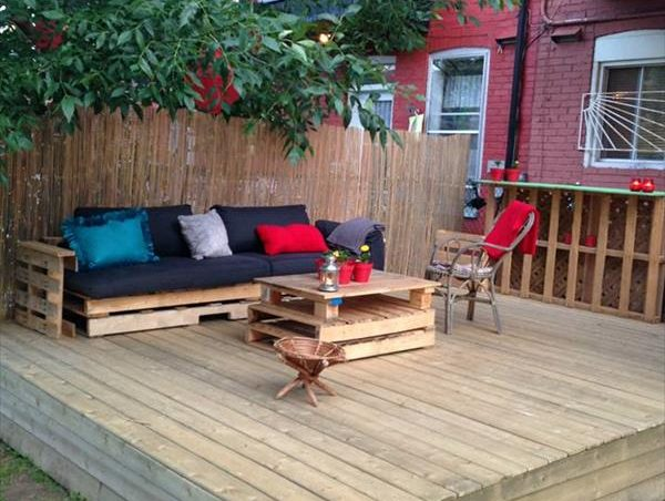 pisos de madera para exterior