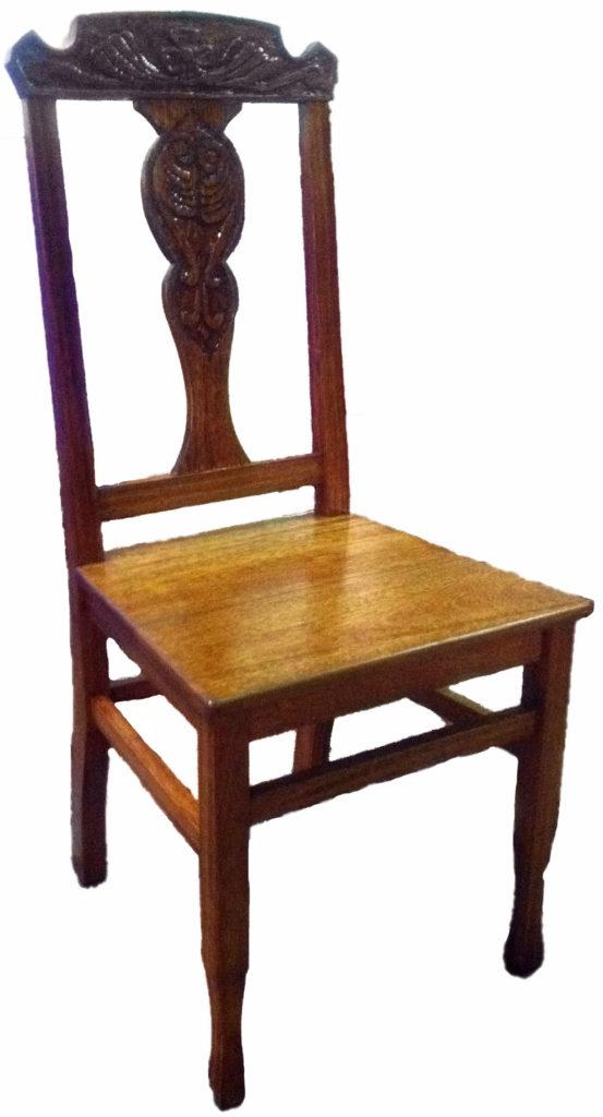 sillas de madera comedor
