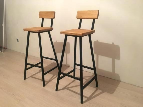 sillas de madera cocina