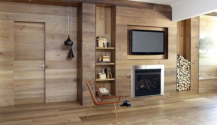 decoracion en madera para paredes