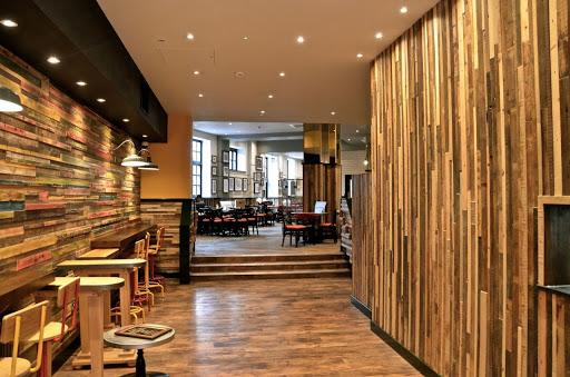 paredes de madera decoracion